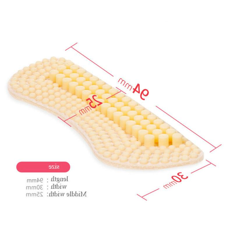 1 Pair Heel Inserts Insoles Pads Stickers