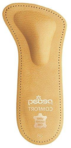 Pedag 142 Comfort 3/4 Leather Orthotic with Supportive Metat