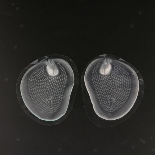 1pair silicone shoe insoles inserts bunion corrector