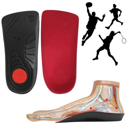 3 4 orthopedic insoles arch feet support
