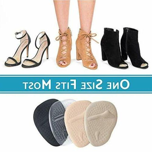 4 for Ball of Foot Cushions Shoe