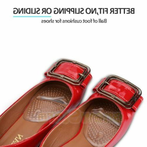 4Pair -Ball of Foot Non Shoe Forefoot
