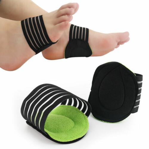 Relief Plantar Fasciitis Pads Arch Support Shoes Insert