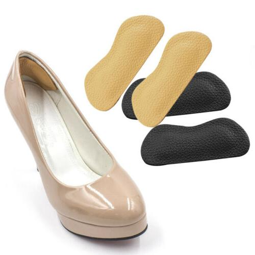 leather grips liner cushions high heel inserts