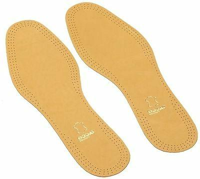 men s leather insoles support all shoe