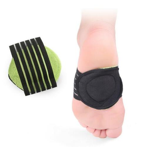 6×Heel Foot Pain Plantar Fasciitis Arch Support Shoes