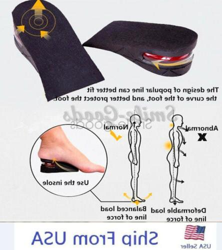 7cm Shoe Lift Insole Air Cushion insert