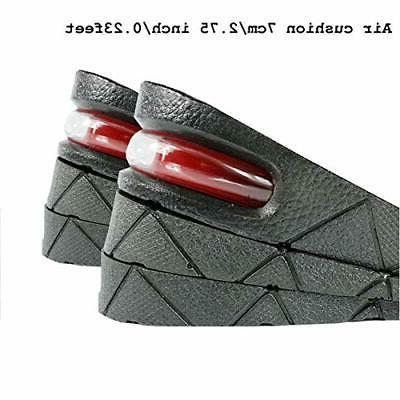 7cm Lift Insole Air insert 3-Layer