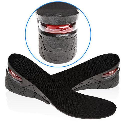 9cm unisex shoe lift height increase heel