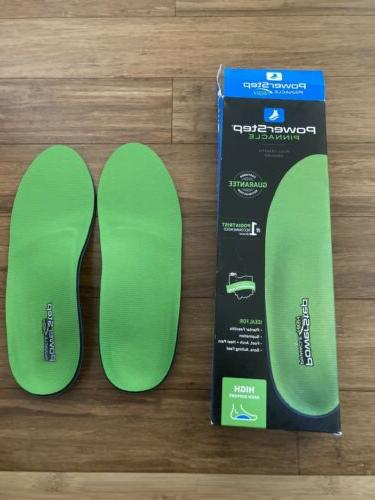 arch support shoe insert pinnacle high insoles