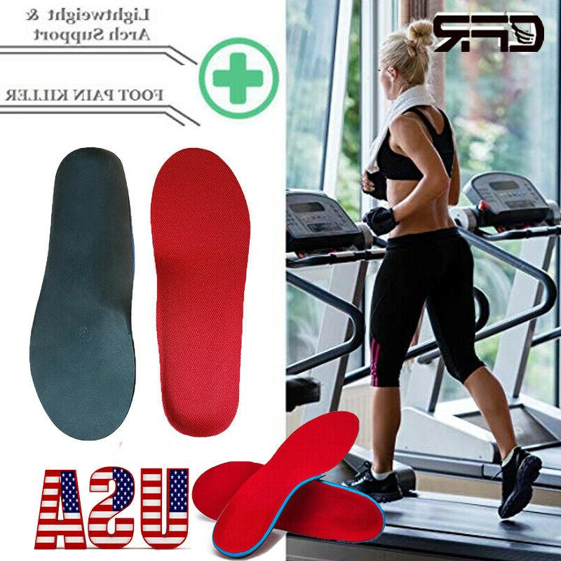 arch support shoe inserts gel insoles orthotic