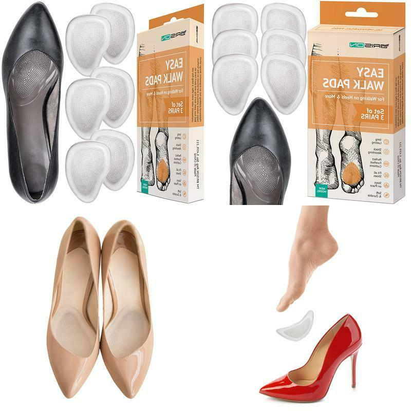 ball of foot cushions soft gel insole