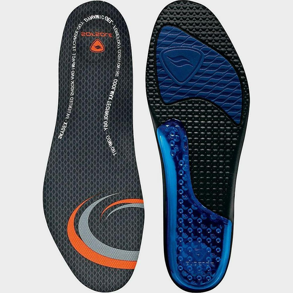 brand new sofsole airr orthotic men s