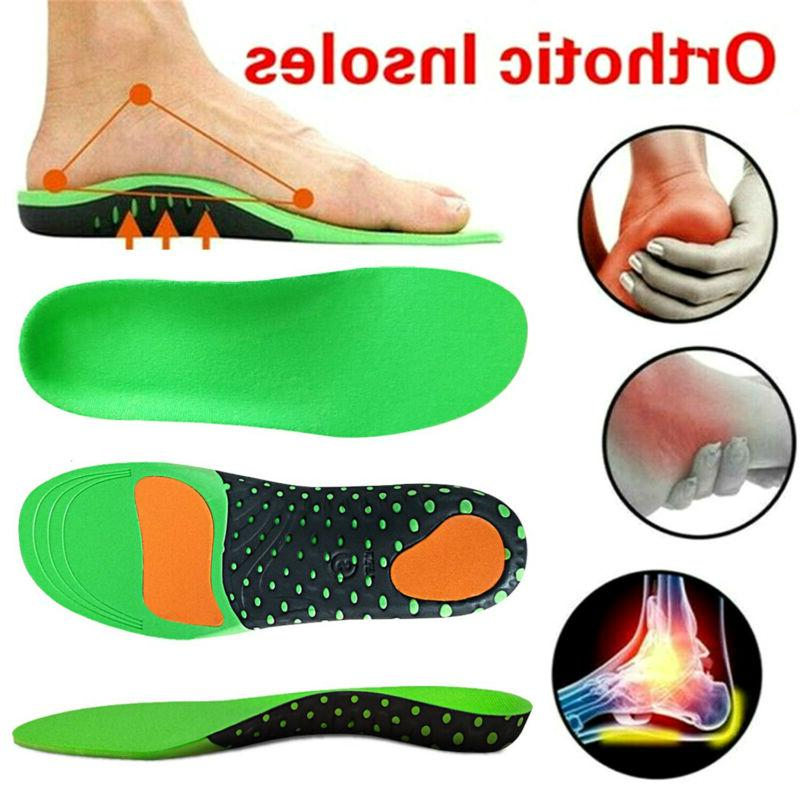 Breathable Insole Orthotics Gel Sports Comfort Shoes Insert