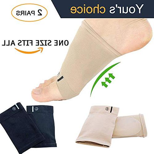 compression arch support sleeves sock