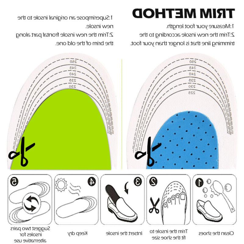 1 Orthopedic Memory Arch Support Pad