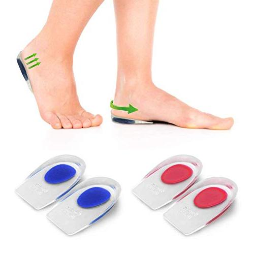 Best Cups - of Heel Pain Relief for Spurs, Achilles and Pain, for and