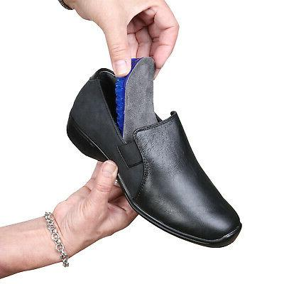 Gel Cups Shoe Inserts Pain Relief Absorption