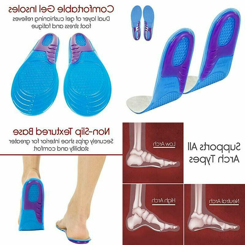 gel insoles inserts