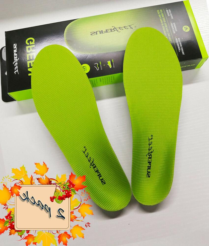 green insoles orthotics shoe inserts free shipping