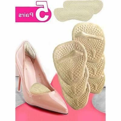 heel cushion inserts 5 pairs 10 pieces