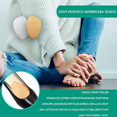 Heel Inserts Shoe Inserts Women Women - for Ball of Pain Neuroma, Bunions, and