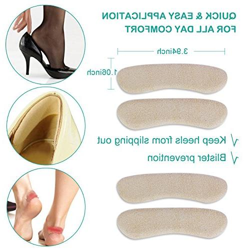 High Heel Pads High Heel Inserts, Grips, Anti Cushion, of Insoles, High Heel Liner, - Blister & Improve Shoes Too