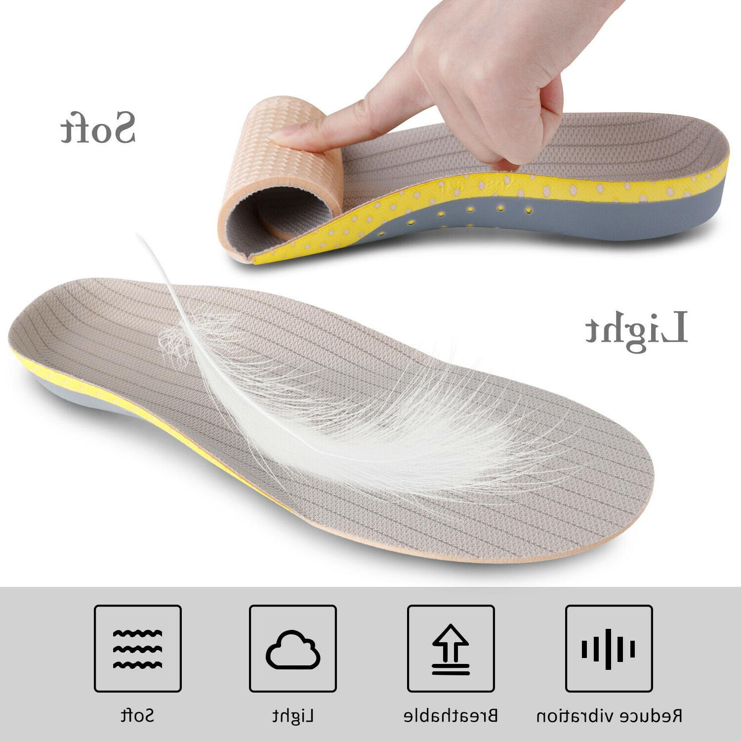 High Orthotic Pads For Foot