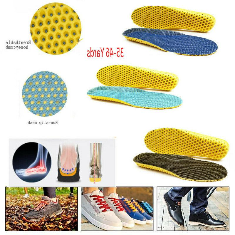 Orthopedic Memory Arch Support Soles Pad