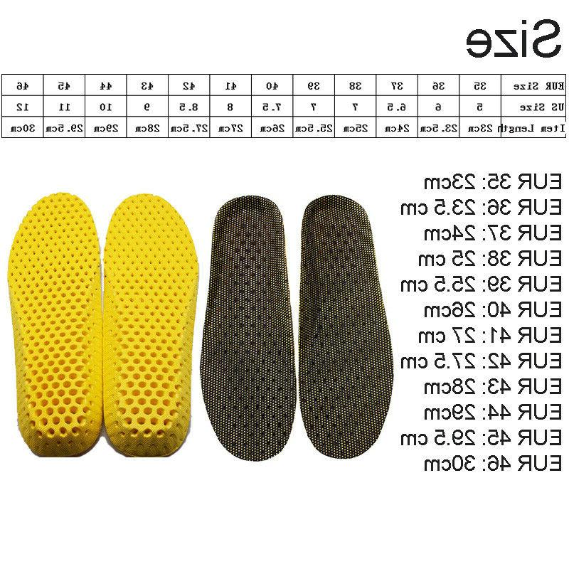 Hot Soft Insoles Orthopedic Arch Support Insert Soles Pad
