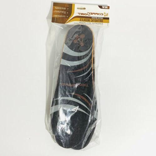 infused orthotic insoles