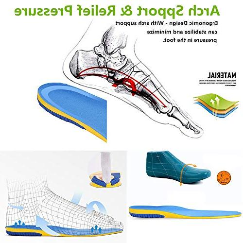 Insoles for Plantar - Arch & Women, Shoe for Orthopedic