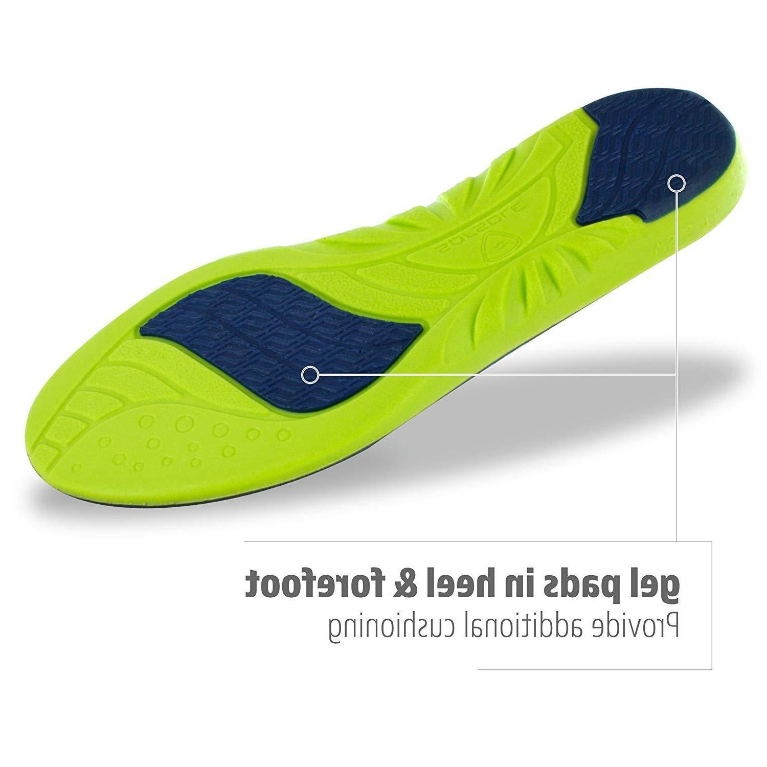 Sof Insoles Men's ATHLETE Performance Shoe