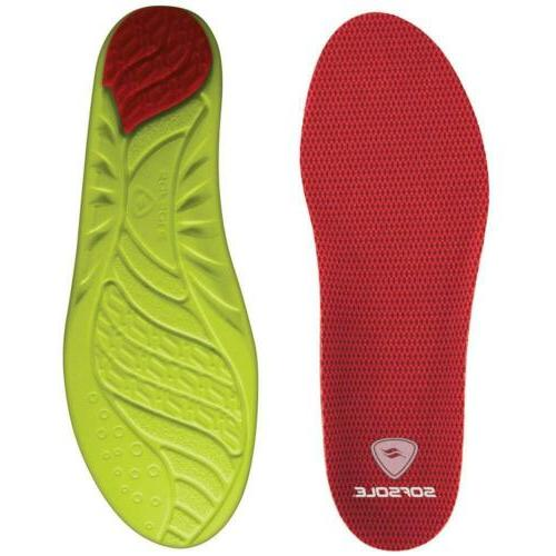insoles women s high arch performance full