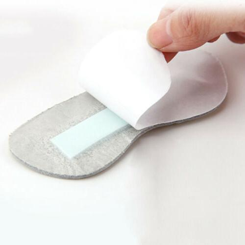 Leather High Heel Inserts for Loose Shoes, Shoe Slip