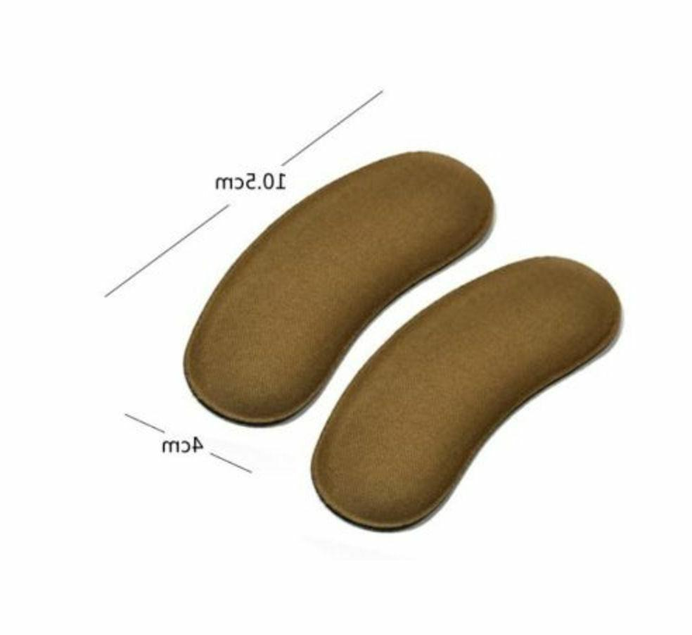 LOT Shoe Grip Back Heel Insoles