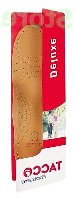 Men's TACCO Deluxe Orthotic Arch Support Insole Leather Shoe