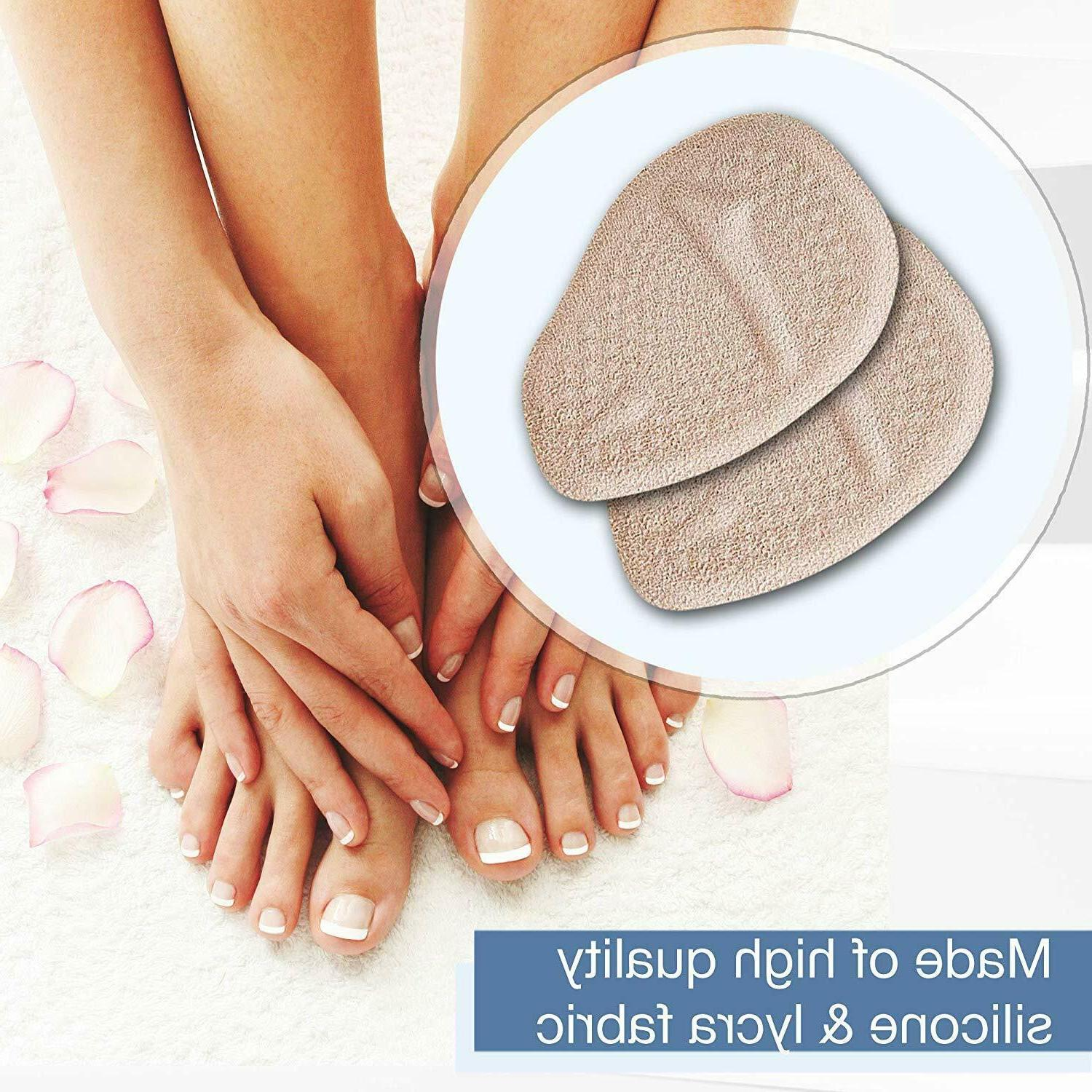 Metatarsal Ball of Foot Forefoot Cushions Shoe