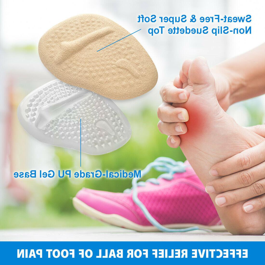 Metatarsal Pads for Women On of Foot Cushions Inserts