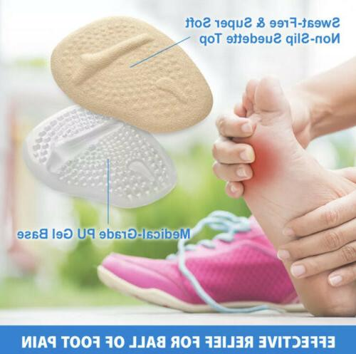 metatarsal pads for women on the go