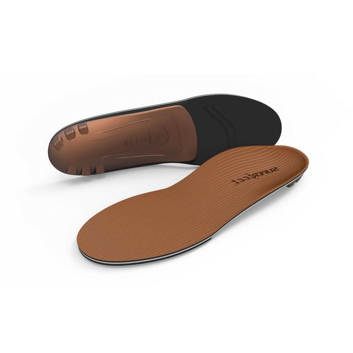 new copper arch support shoe inserts insoles