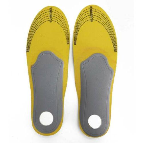 orthotic insoles for plantar fasciitis flat feet