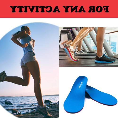 Orthotic Shoe Fasciitis Insoles Arch Support for