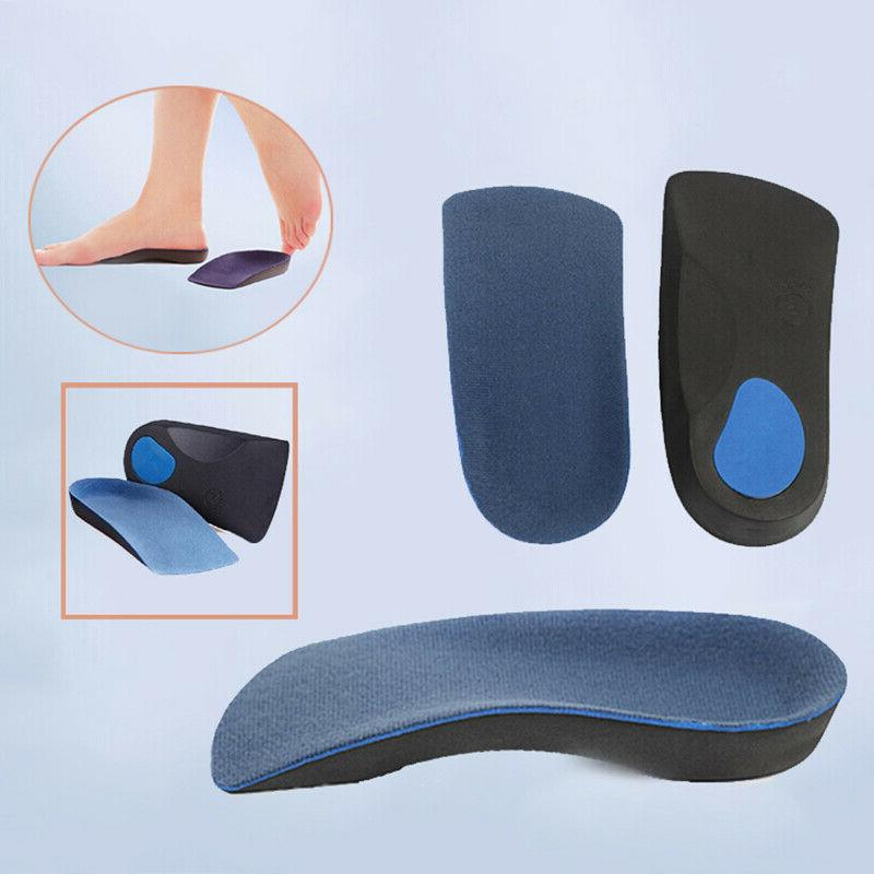 orthotic shoe insoles arch support heel plantar
