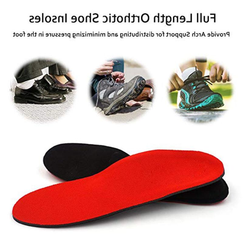 Orthotic Shoe Feet Heel Support Inserts Pads
