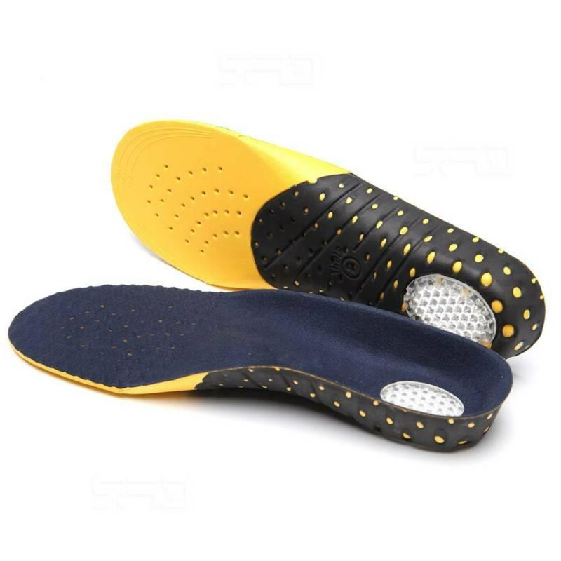 Orthotic Shoe Insoles Flat Feet Heel Arch Support Plantar