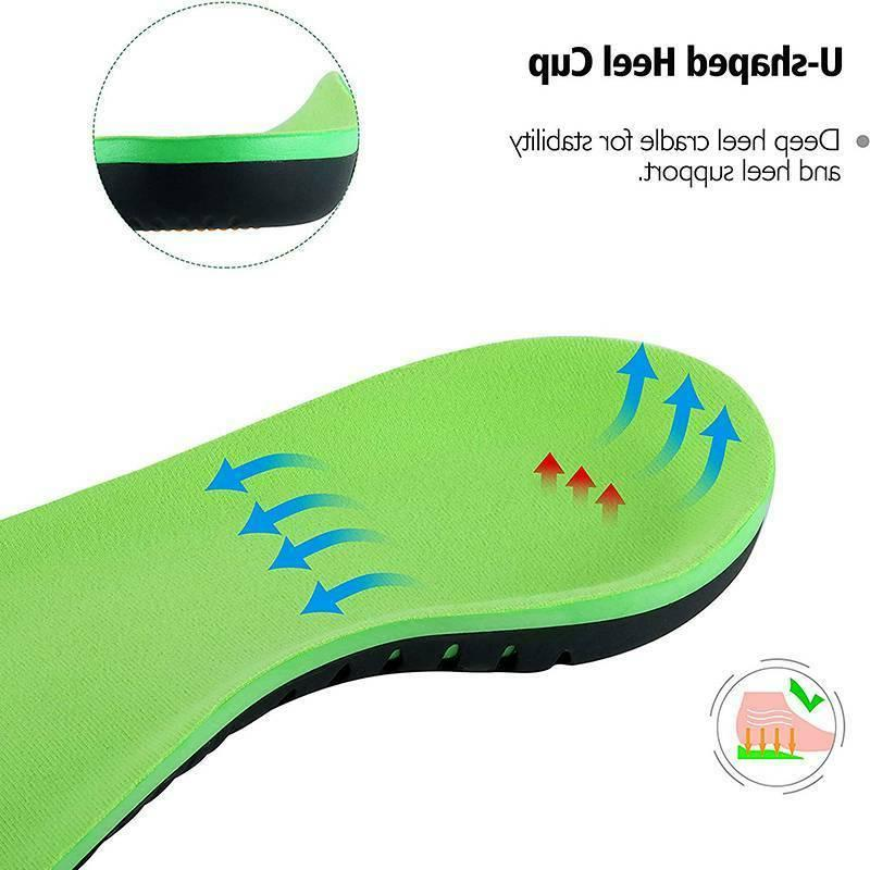Orthotic Flat Feet High Support Women