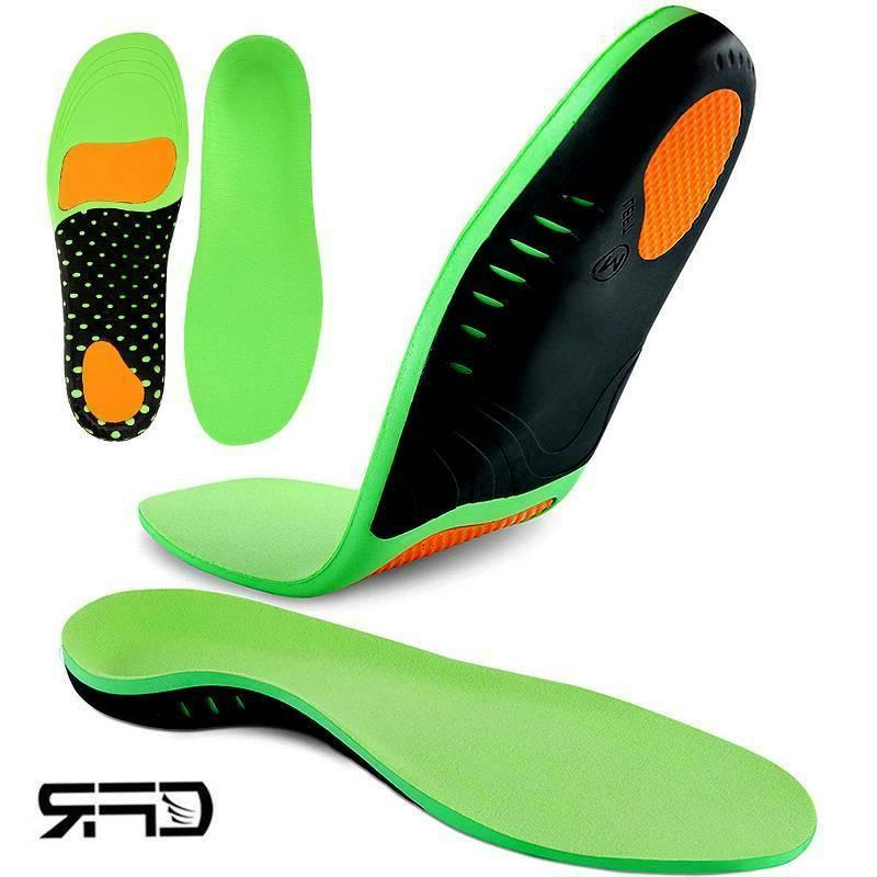 orthotic shoe insoles inserts flat feet high