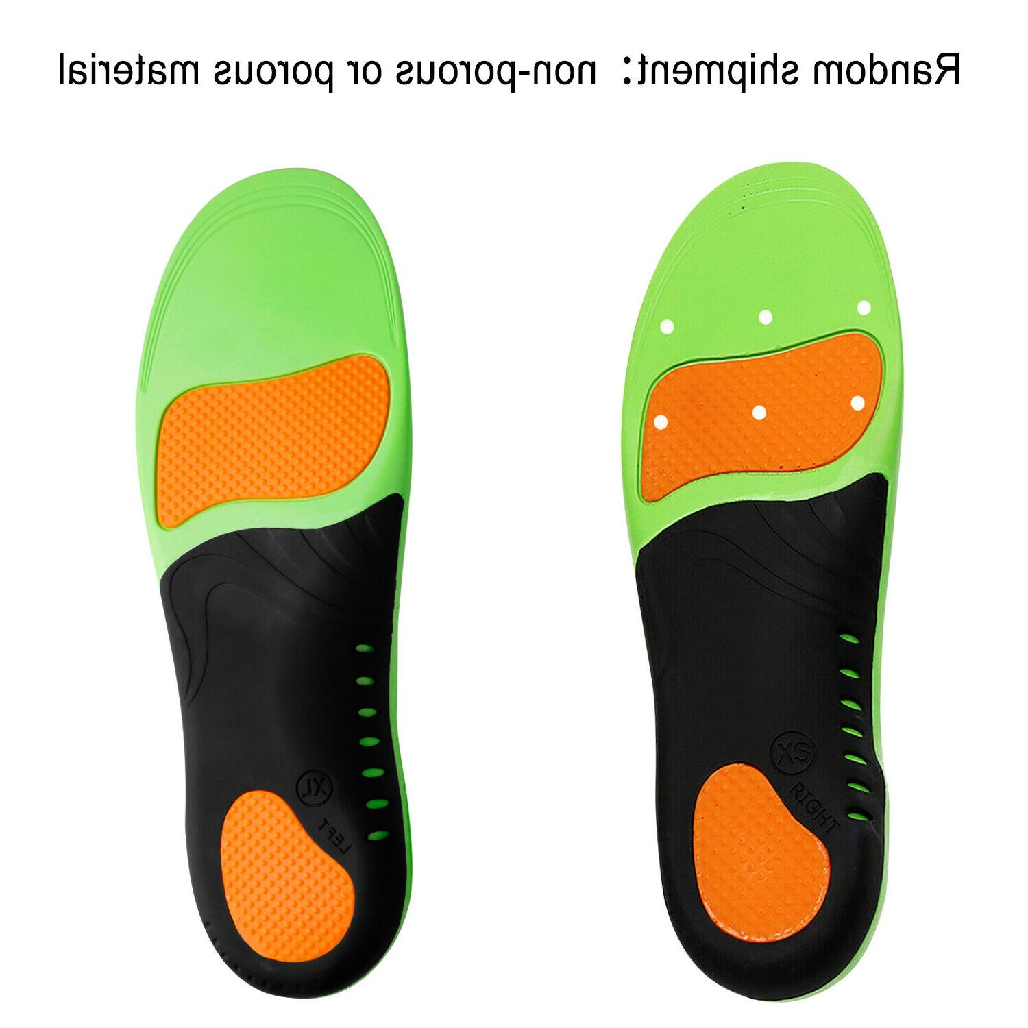 Orthotic Insoles Flat Feet Support Plantar