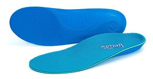 pinnacle breeze insoles shock absorbing